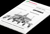 Instrukcja obsługi siewnik punktowy Accord Optima NT NT2 HD