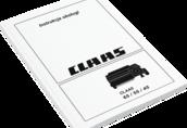 Instrukcja obsługi Claas Markant 45 55 65