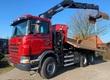 Pozostale maszyny i narzedzia Scania G 360 WYWROTKA 6x6