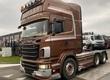 Transport lokalny Scania R580-V8 ciagnik 6X4 EURO