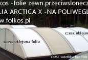 Folie przeciwsłoneczne zewnętrzne Warszawa Redukcja UV i IR Folkos folie na okna 15