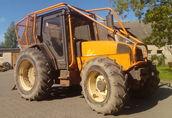 Renault Ceres 95 leśny zrywkowy лісогосподарський трактор