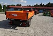 Przyczepa rolnicza jednoosiowa komunalna T 655 PRONAR 2t 3