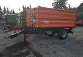 Przyczepa rolnicza jednoosiowa komunalna T 655 PRONAR 2t 5