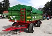 Przyczepa rolnicza komunalna dwuosiowa T 672 PRONAR 8t 1