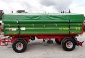 Przyczepa rolnicza komunalna dwuosiowa T 672 PRONAR 8t 5
